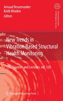 New Trends in Vibration Based Structural Health Monitoring PDF