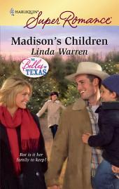 Madison's Children: A Single Dad Romance