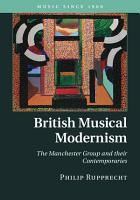 British Musical Modernism PDF