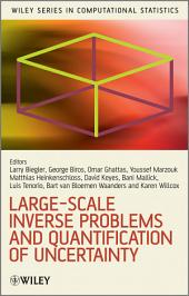 Large-Scale Inverse Problems and Quantification of Uncertainty