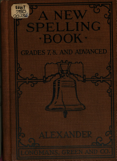 A New Spelling Book