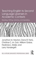 Teaching English to Second Language Learners in Academic Contexts PDF