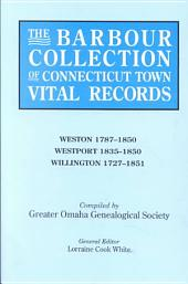 The Barbour Collection of Connecticut Town Vital Records: Volume 51