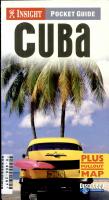 Insight Pocket Guide Cuba PDF