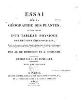 Essai sur la géographie des plantes