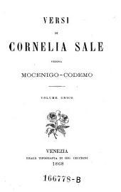 Versi di Cornelia Sale