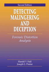 Detecting Malingering And Deception Book PDF