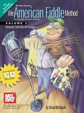 The American Fiddle Method, Volume 2 - Fiddle: Fiddle