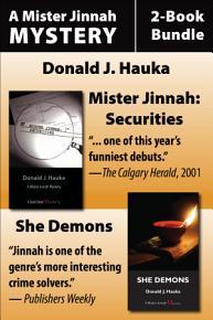 Mister Jinnah Mysteries 2 Book Bundle PDF