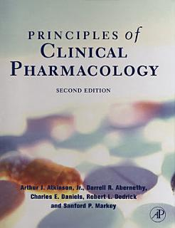 Principles of Clinical Pharmacology Book