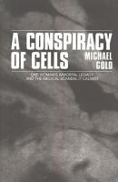 A Conspiracy of Cells PDF