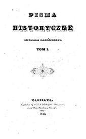 Pisma historyczne Michala Balińskiego