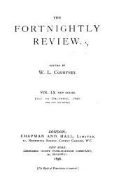 The Fortnightly: Volume 60; Volume 66
