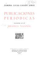 Publicaciones peri  dicas existentes en la Biblioteca Nacional PDF