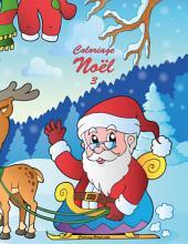 Coloriage Noël 3