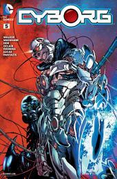 Cyborg (2015-) #5