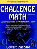 Challenge Math Book PDF