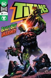 Titans (2016-2019) #34
