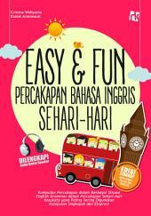 Easy & Fun Percakapan Bahasa Inggris Sehari-hari