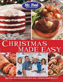 Mr  Food Test Kitchen Christmas Made Easy Book