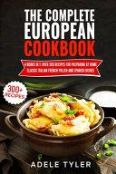 The Complete European Cookbook PDF