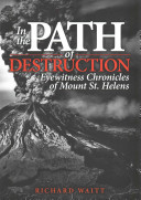 In the Path of Destruction Book