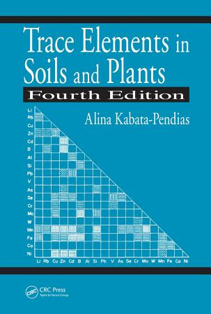 Trace Elements in Soils and Plants PDF