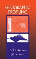 Geographic Profiling PDF