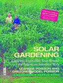 Solar Gardening