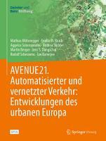 AVENUE21  AUTOMATISIERTER UND VERNETZTER VERKEHR PDF