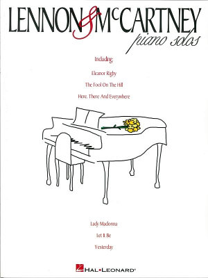 The Beatles Piano Solos  Songbook