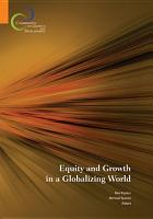 Equity and Growth in a Globalizing World PDF