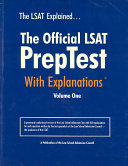 The Official LSAT PrepTest with Explanations