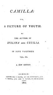Camilla, Or, A Picture of Youth: Volume 5