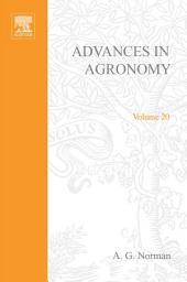 Advances in Agronomy: Volume 20