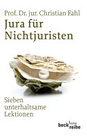Jura f  r Nichtjuristen PDF