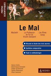 Le Mal: Prépas scientifiques Français-philo 2010-2011