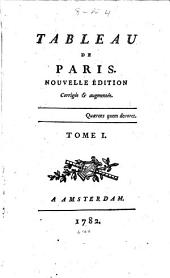 Tableau de Paris: Volumes 1 à 2