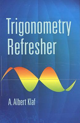 Trigonometry Refresher