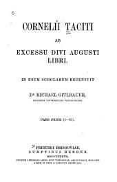 Ab excessu Divi Augusti