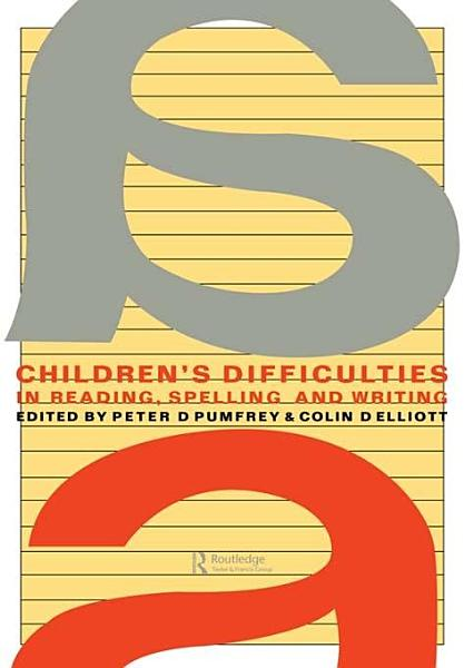 Children With Reading Problems
