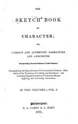 The Sketch Book Of Character Book PDF
