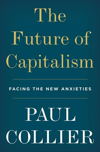 Download The Future of Capitalism Book