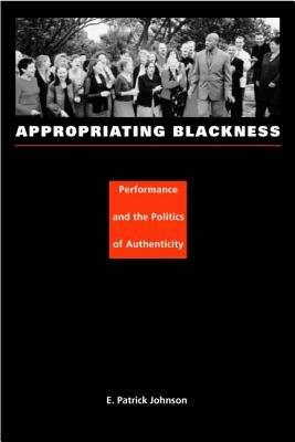 Appropriating Blackness PDF