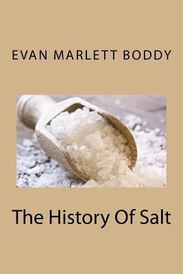 Download The History of Salt Book