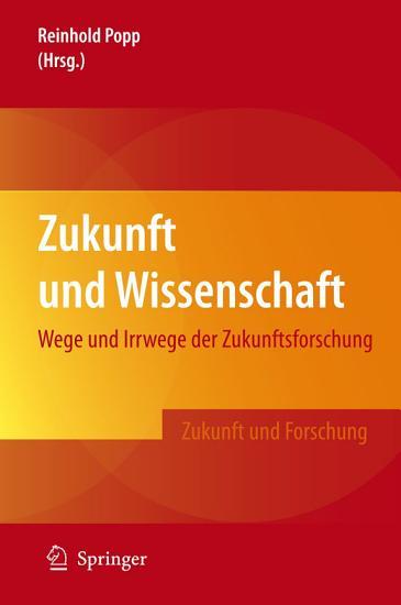 Zukunft und Wissenschaft PDF