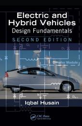 Electric and Hybrid Vehicles: Design Fundamentals, Second Edition, Edition 2