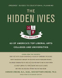 The Hidden Ivies, 3rd Edition
