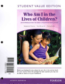 Who Am I In The Lives Of Children  Book PDF