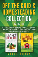 Off the Grid & Homesteading Bundle (2-in-1)